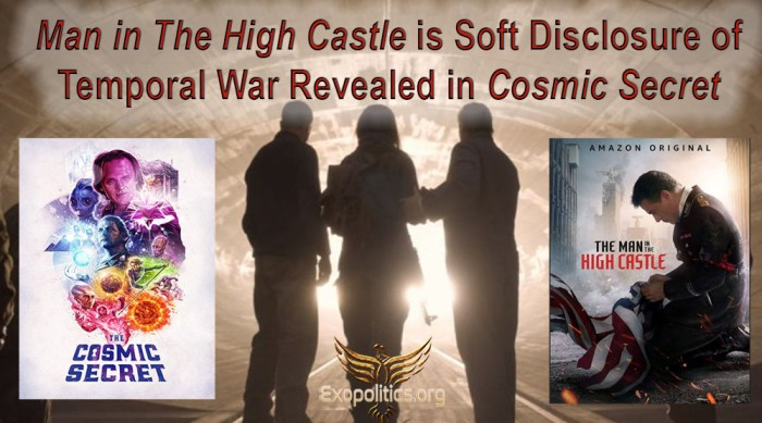 Man in the High Castle and Temporal War