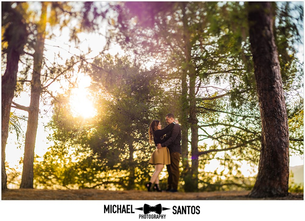 Griffith-Observatory-Engagement-Photography-Chris-And-Alyssa-0003