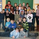 Klasse 3a, Lehrerin: Andrea Meunier