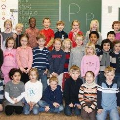 Klasse 1b 2011-12, Lehrerin Christiane Albers