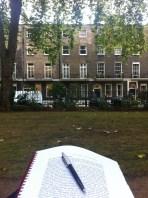 Woburn Square Garden