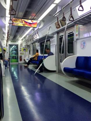 MERS and the Seoul Subway