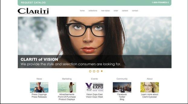 Clariti Website