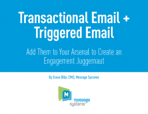 Transactional + Triggered Email Guide
