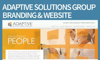 ADAPTIVE SOLUTIONS GROUP CS Button