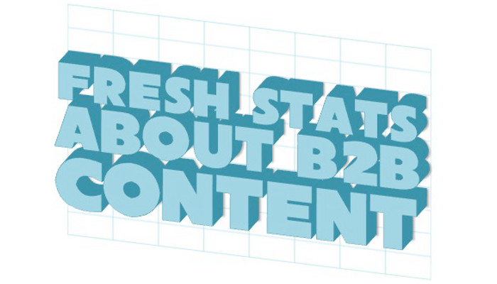 7 Fresh Stats About B2B Content Marketing You'll Find Fascinating