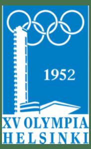Helsinki 1952 Logo