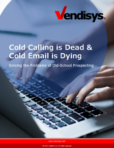 Vendisys_Cold Calling is Dead White Paper
