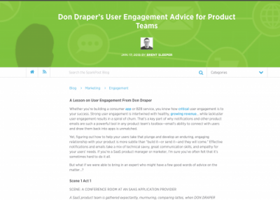 Don Draper's User Engagement - Thumbnail