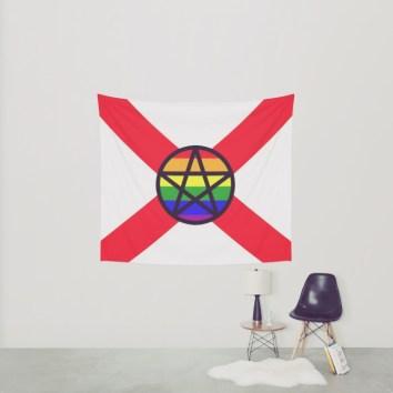 Michael_shirley_orlando_pride_flag_2
