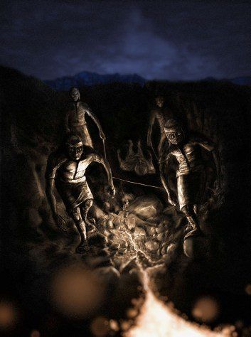 Pwin-T Funeral - The Dig by Michael Siemsen (Book One of the Matt Turner Series)