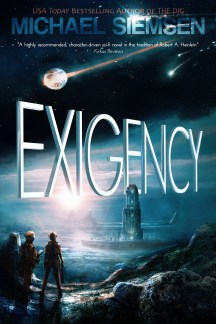 Exigency by Michael Siemsen 2015 Cover