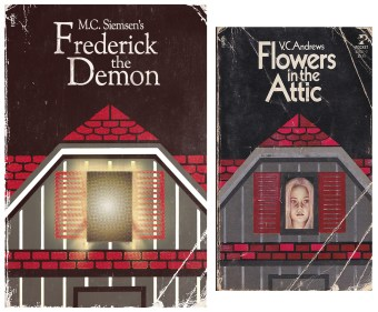 Frederick spoof cover - Flowers in the Attic