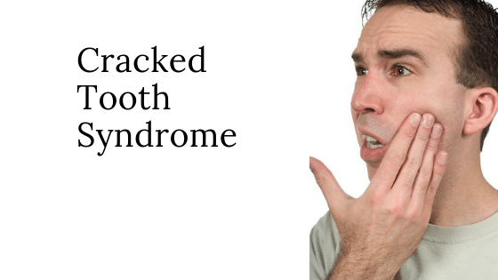 Cracked Tooth Syndrome, Michael Sinkin DDS