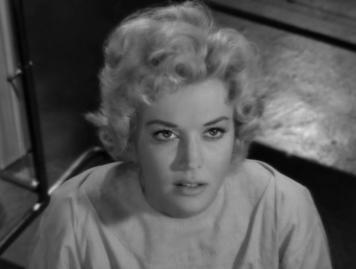 Donna Douglas in The Twilight Zone