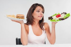 What dieting means to you