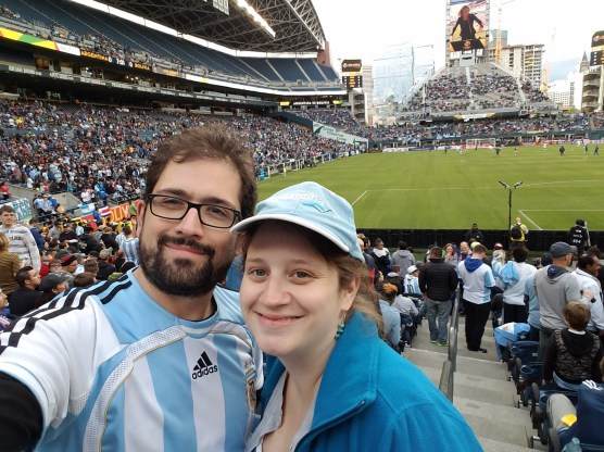 Argentina Soccer Game
