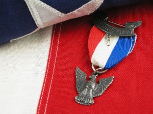 Eagle Scout Pin