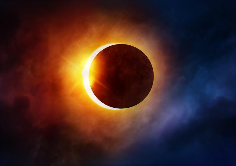 Verses About A Solar Eclipse in the Bible