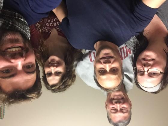 Kris, Jim, Andrew, Heidi, & Michael