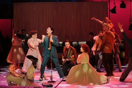 'Two Gentlemen of Verona,' Guthrie Theater, Minneapolis, 2009.