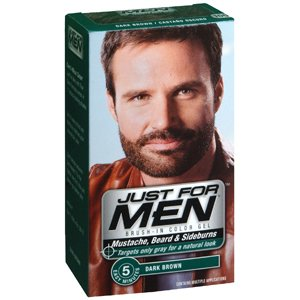 Just for Men beard box
