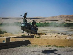 ch-46 helicopter
