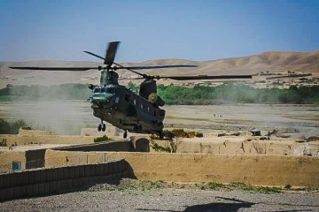 marine corps helicopter