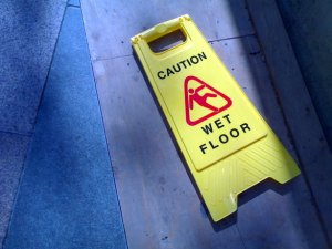 Slip and Fall Accidents and the Coefficient of Friction Test