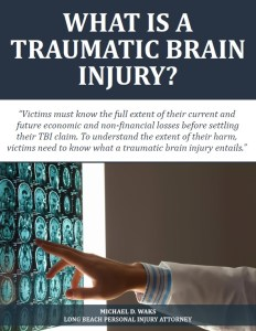 Free Report: What Is A Traumatic Brain Injury?