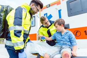 How to Reach a Car Accident Settlement for a Child
