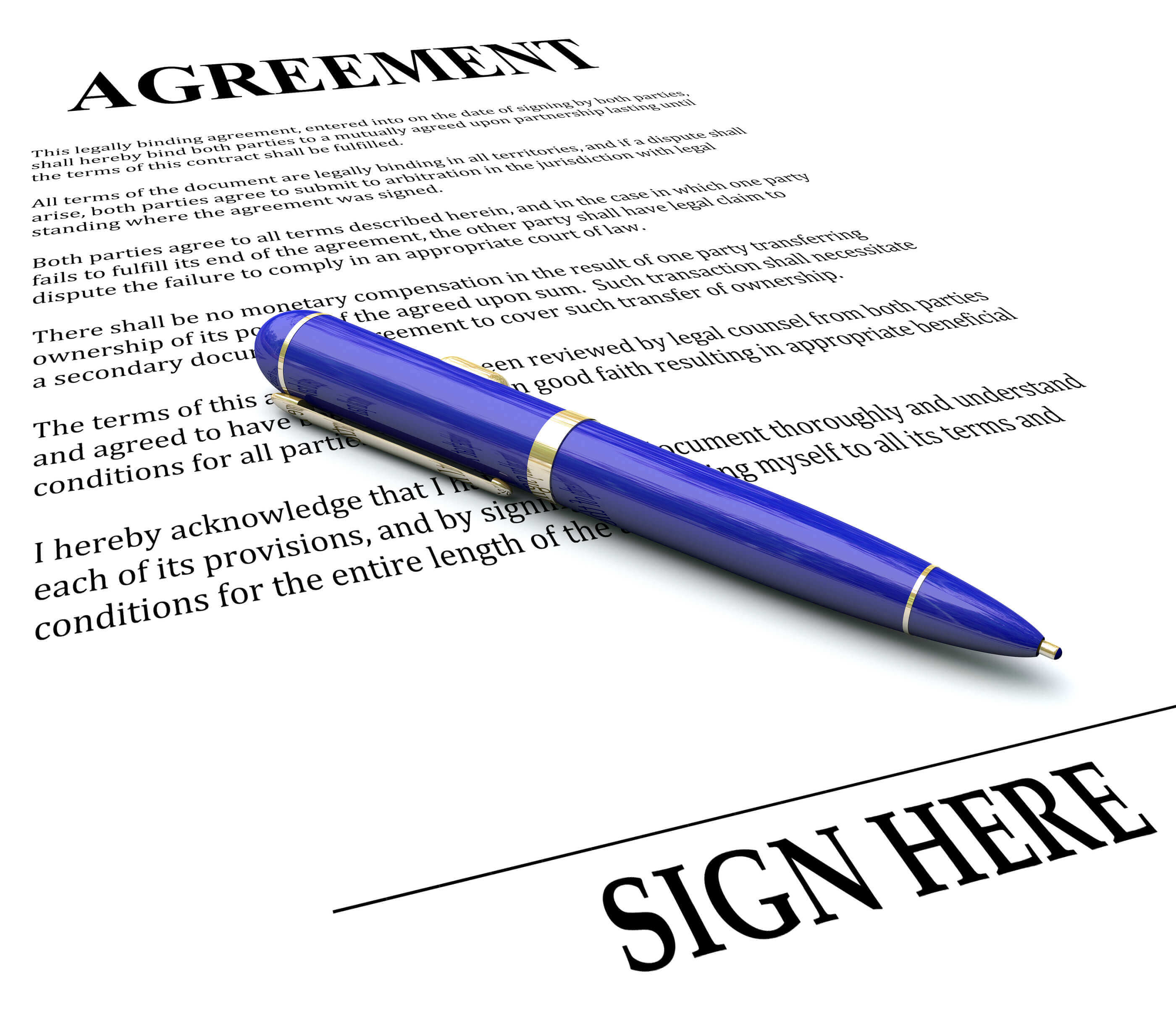 Hidden Dangers Of Signing A Car Accident Private Settlement Letter