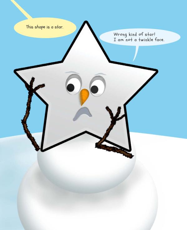 Snowman Vs. ABC & 123, page 3