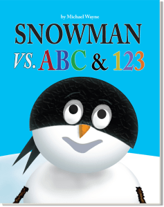 Snowman Vs. ABC & 123 cover