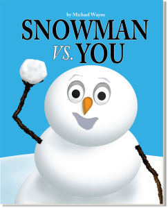 Snowman Vs. You cover