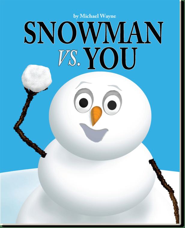 Snowman Vs. You cover