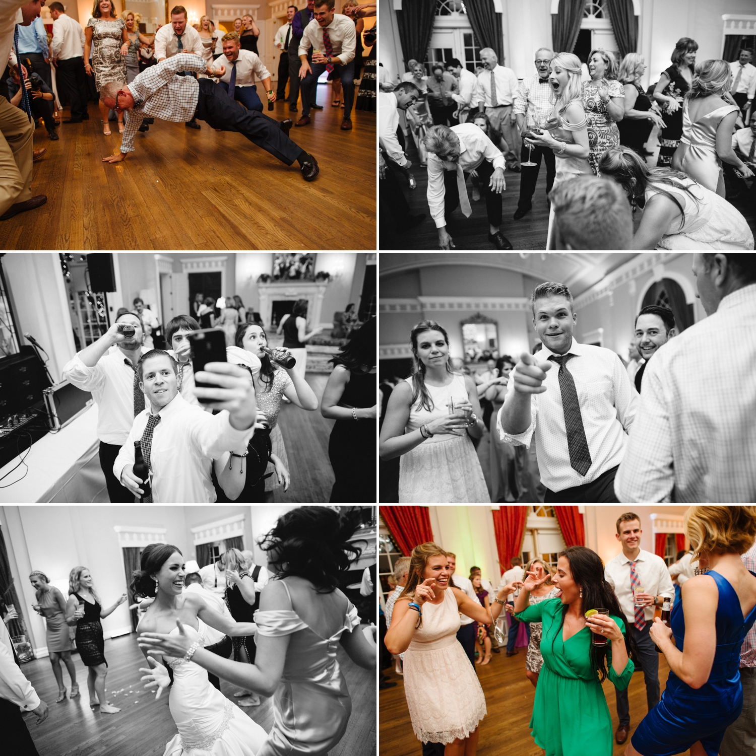 fox chapel golf club wedding photography