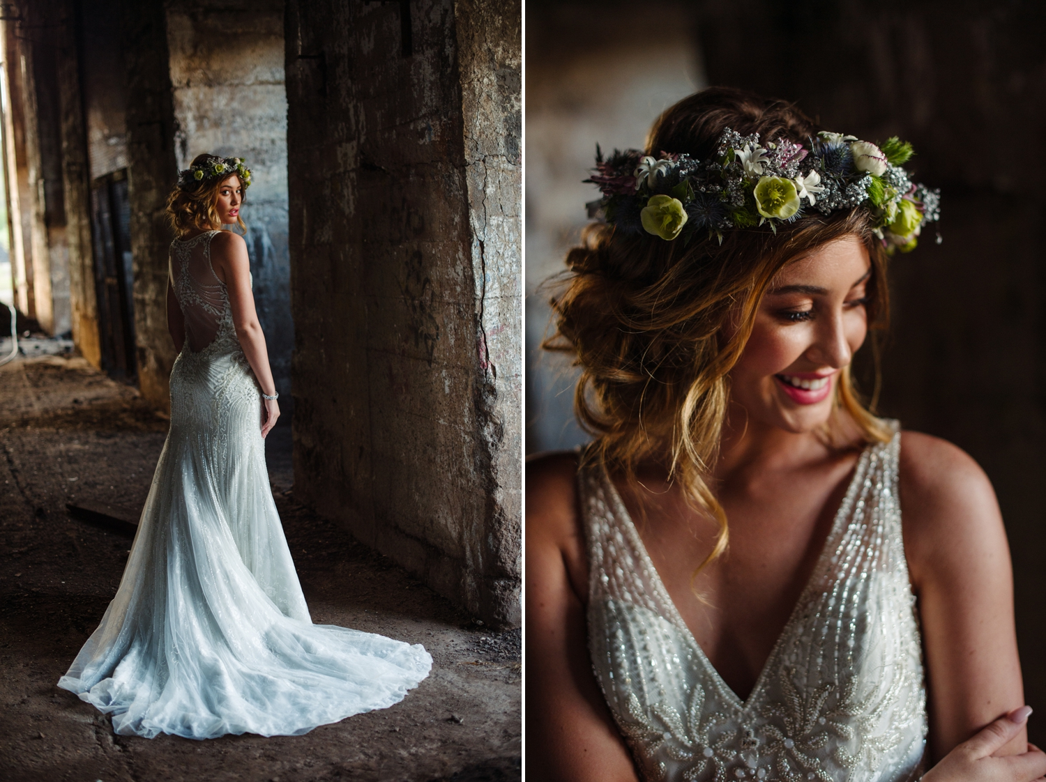 carrie furnace wedding photography