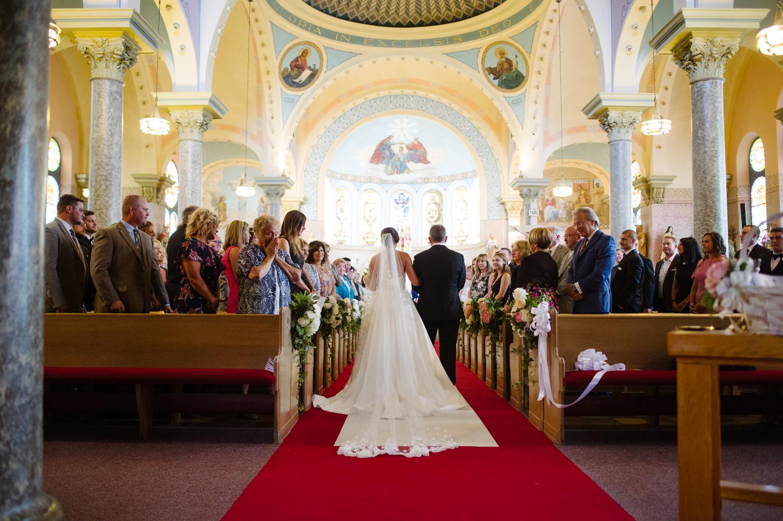 lake club wedding ohio