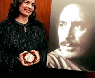 CJA and Almudena Bernabeu Receive the 2015 Letelier-Moffitt Human Rights Award