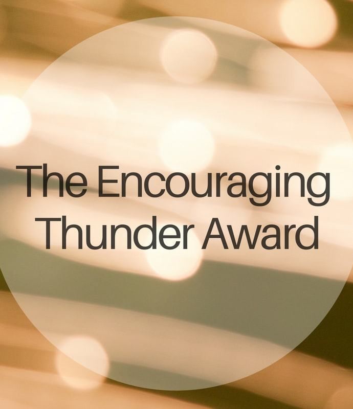 The Encouraging Thunder Award