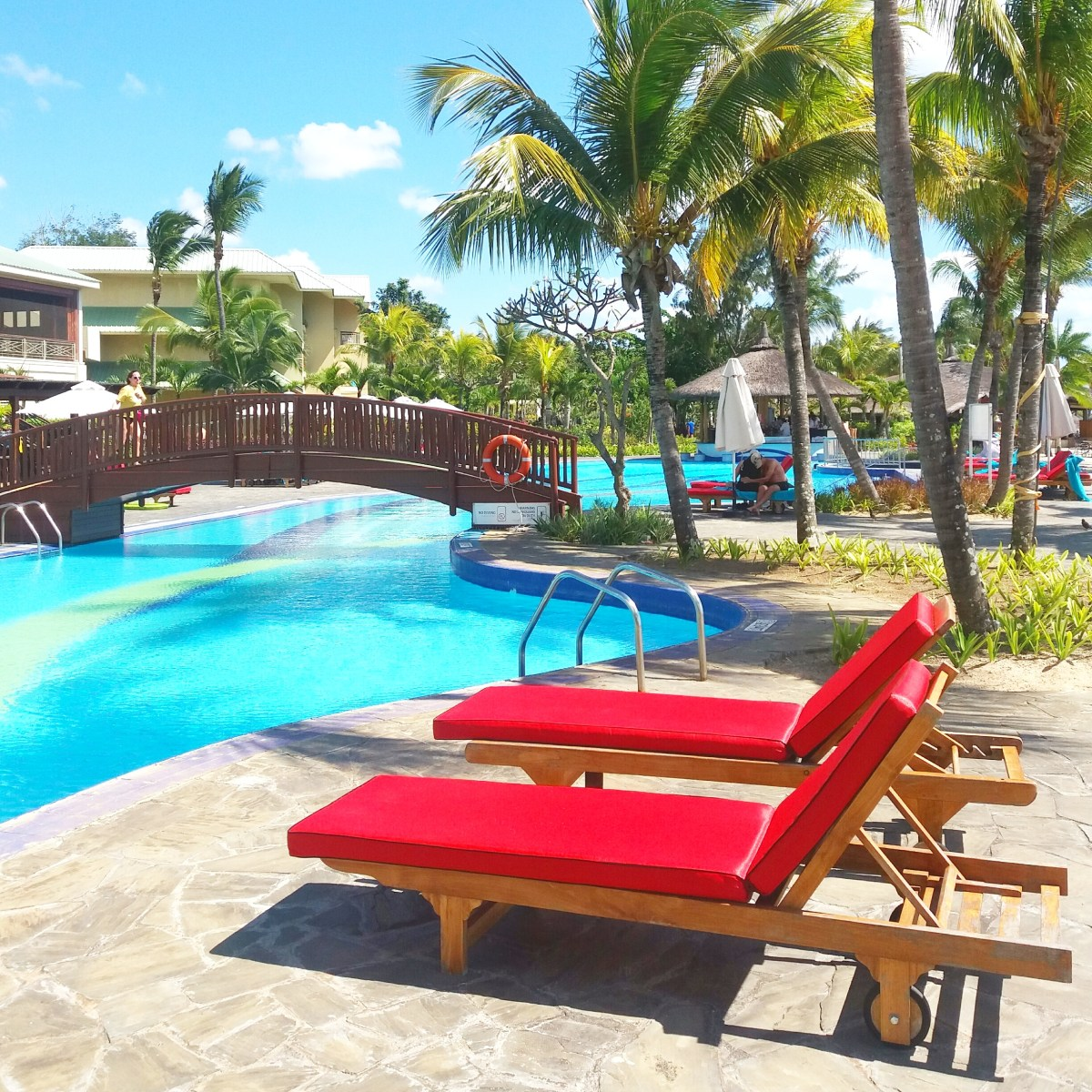 Staying at Le Meridien ile Maurice