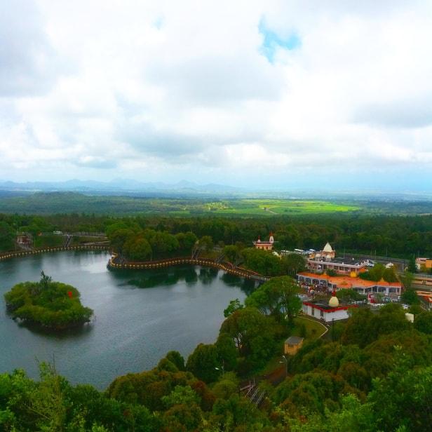 Grand Bassin Mauritius - michalah francis