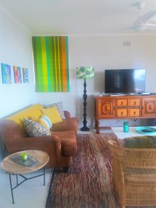 nside our Gordon's Bay Airbnb the affordable way to travel michalah francis 7