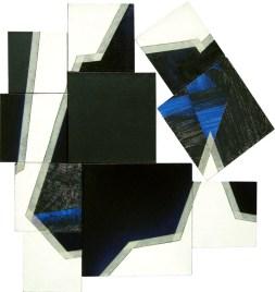 Untitled 2, 2010, max 77x77cm
