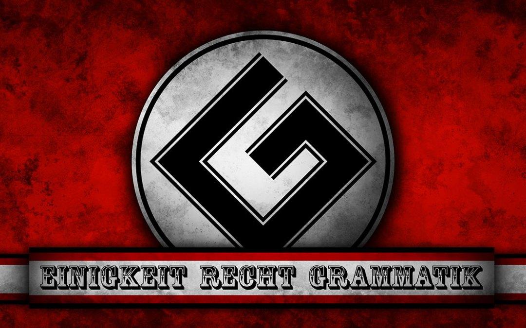 Nienawidzę Grammar Nazi