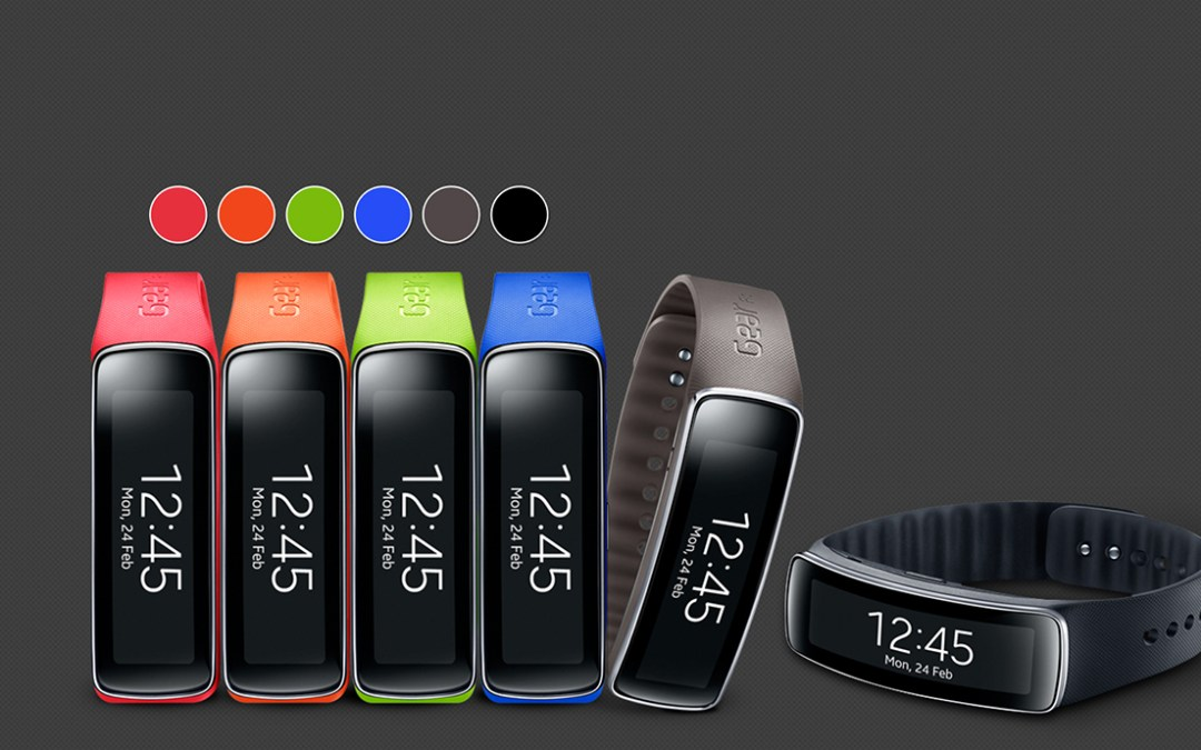 Samsung Gear Fit – po co mi smartwatch?