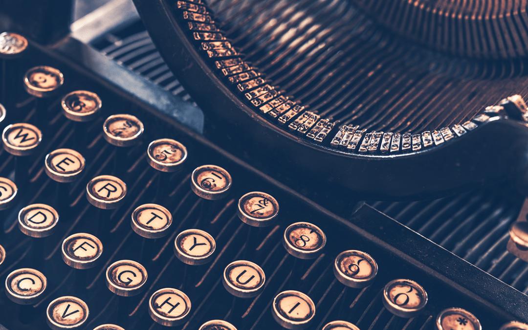 10 lat blogowania. Po prostu lubię pisać.