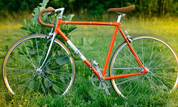 Co zamiast samochodu, czyli jak mi się jeździ rowerem w mieście.
