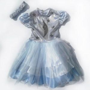 השמלה של חנהל'ה שמלת השבת מיכל הקטנה